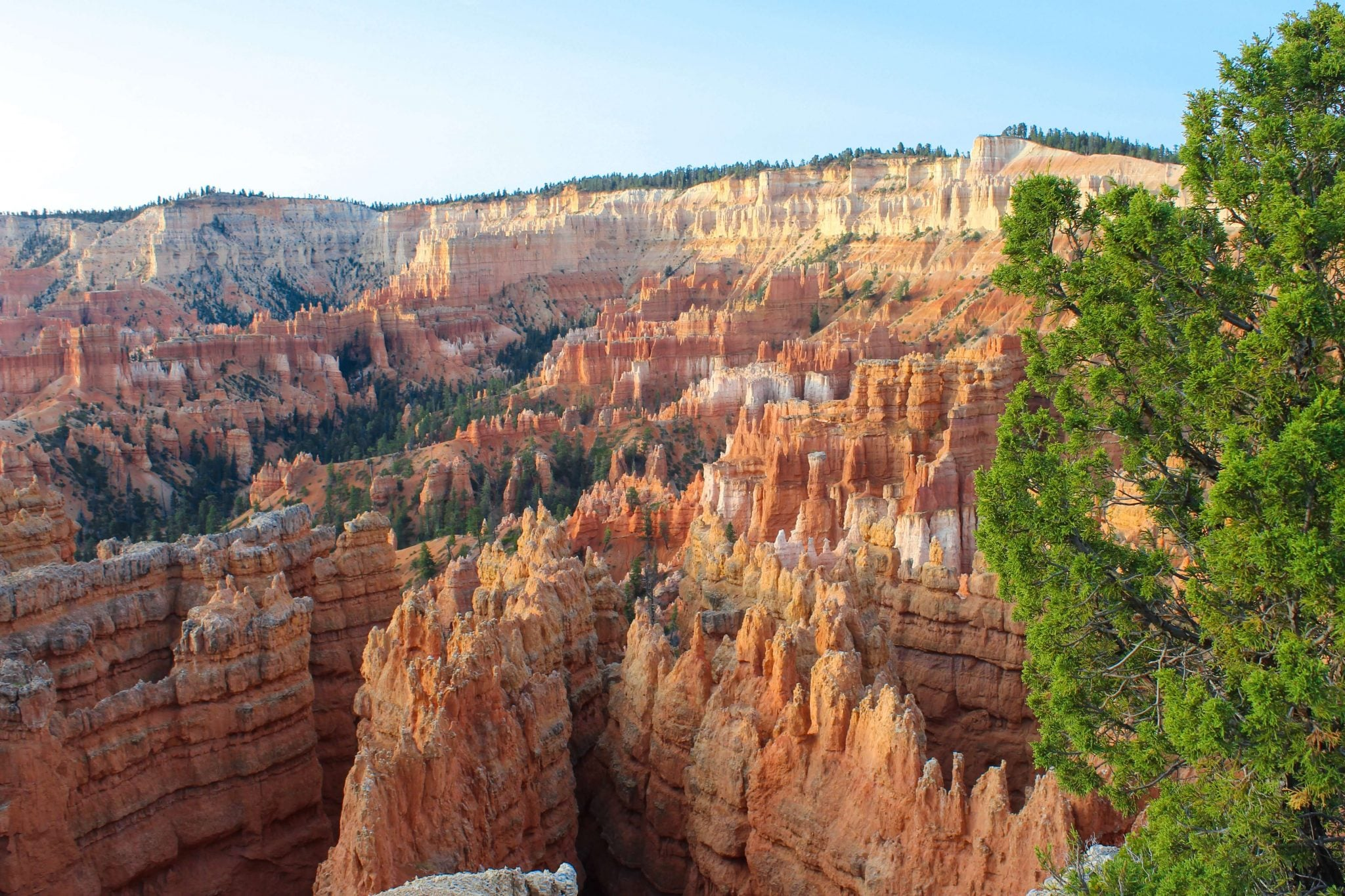 banner-sunset-sunrise-point-ampitheater-bryce-canyon