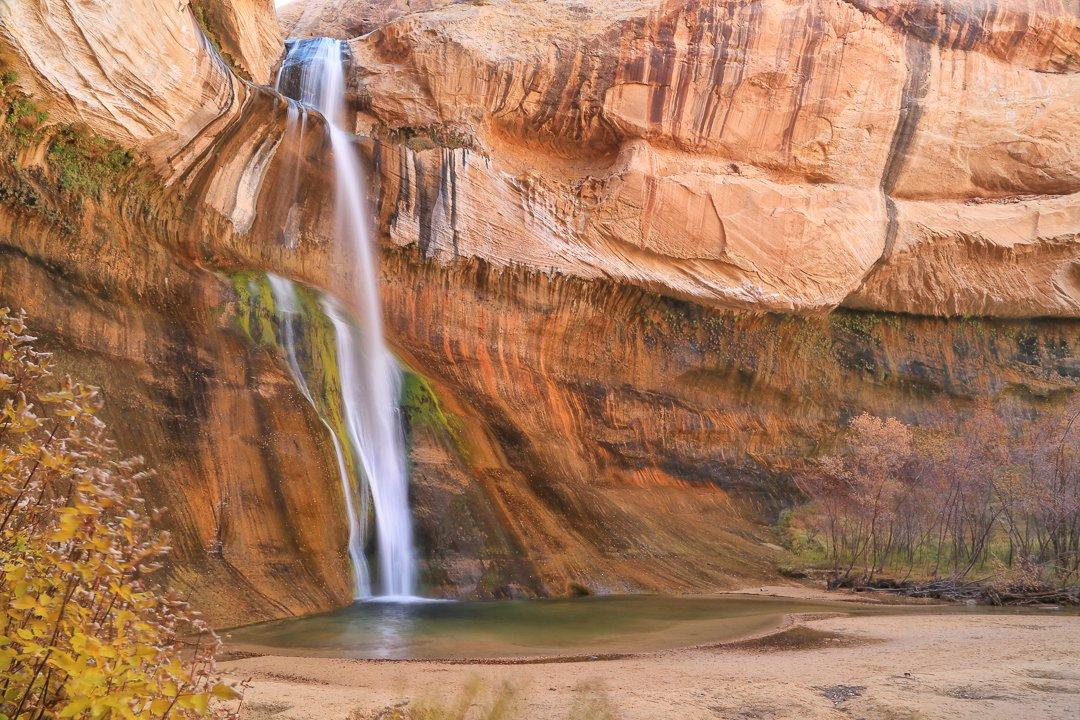 banner-calf-creek-falls-escalante